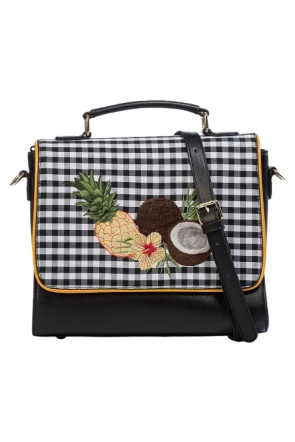 Banned Retro Tropicalinda Handbag - Bohemian Finds