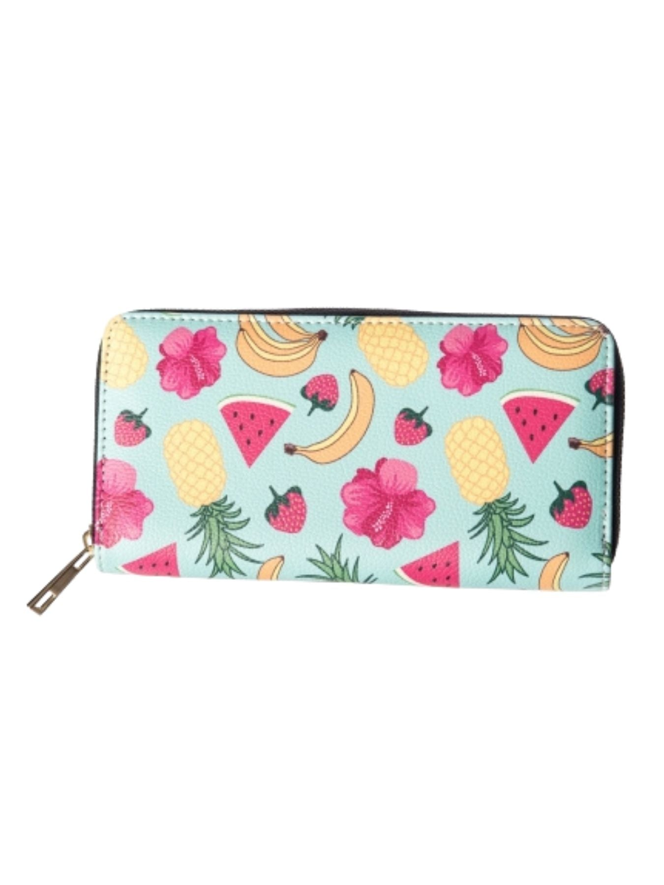Banned Retro 50s Tutti Fruitti Wallet - Bohemian Finds