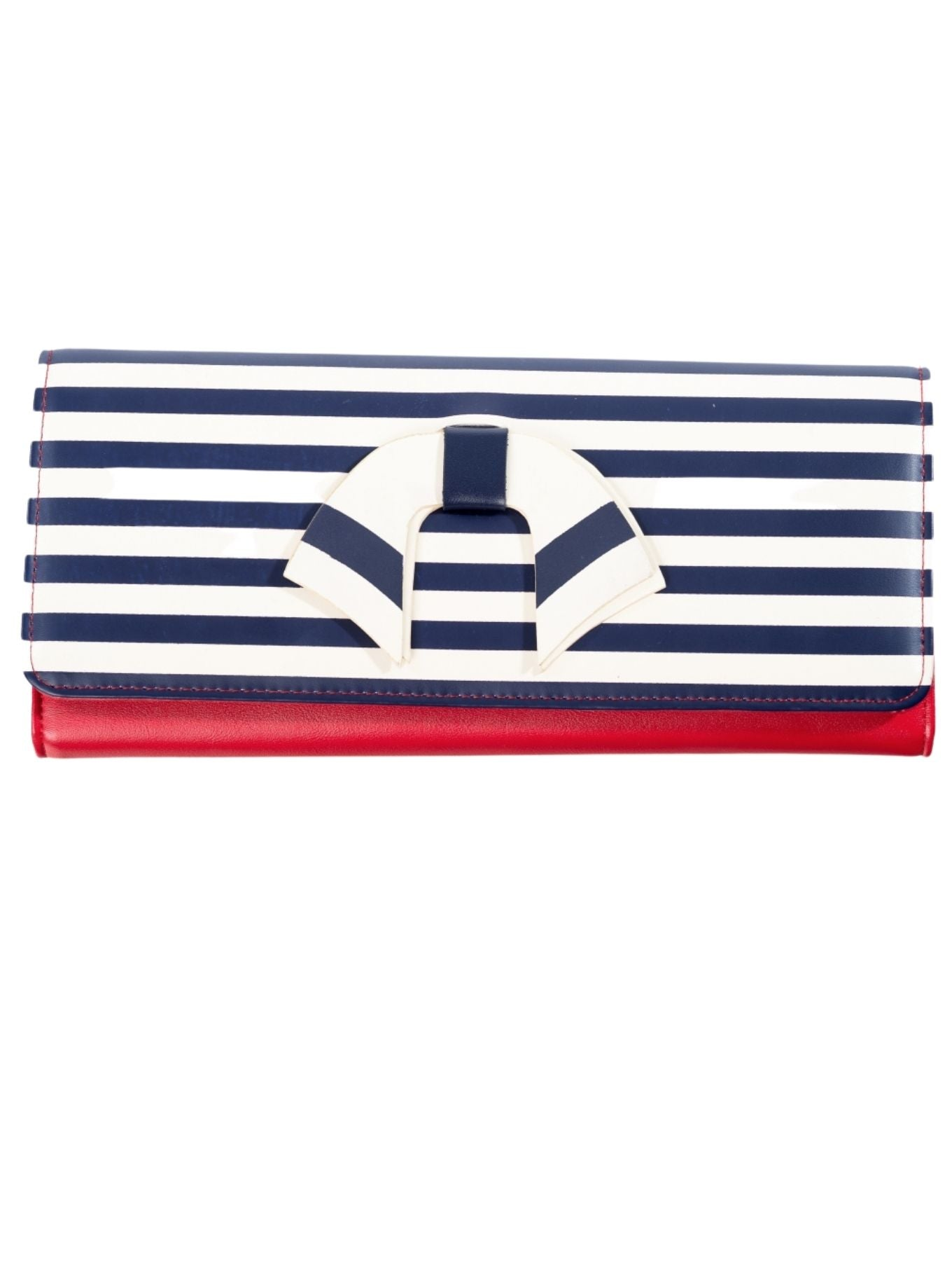 Banned Retro 50s Vintage Nautical Purse - Bohemian Finds