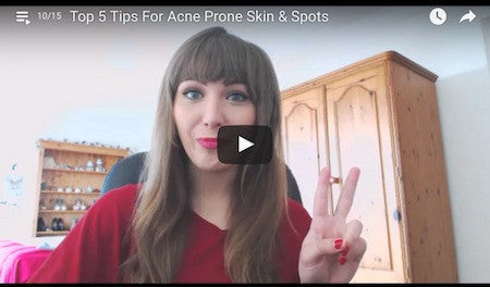 Top 5 Tips For Acne Video