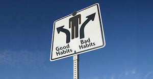 8 bad habits to break today!