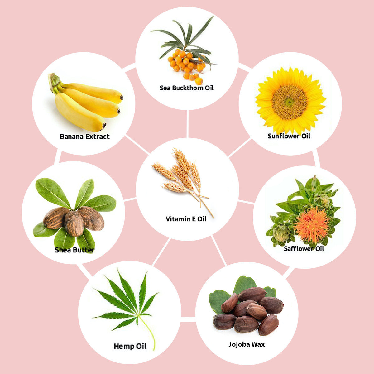 natural face cream ingredients