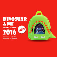NOHOO Kid Stegosaurus Design Children Boy Travel School Bag Beg Sekolah Bags A4