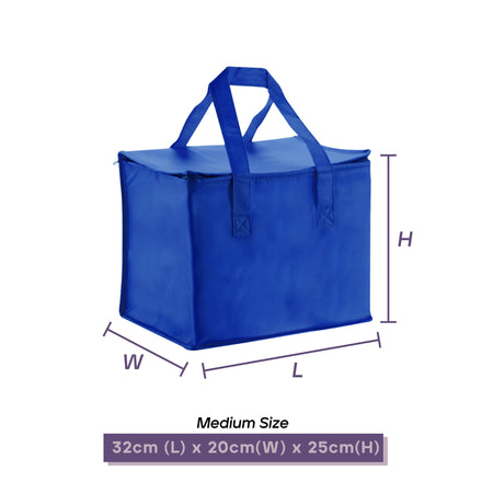 Bag2u【COOLER VER.3】Fresh Food Ice Bag Cooler Bag