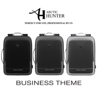 "Arctic Hunter i-Vintage Backpack (15.6"" Laptop)"