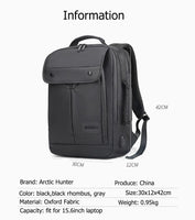 "Arctic Hunter i-Dealz Backpack (14"" Laptop)"
