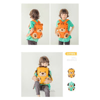 NOHOO Kids Bag 3D Design (New) Harness Backpack Preschool Travel Bag Waterproof