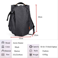 "Arctic Hunter i-Fury Backpack (15.6"" Laptop)"