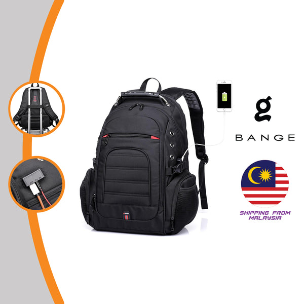 "Bange Dino Backpack (15.6"" Laptop)"