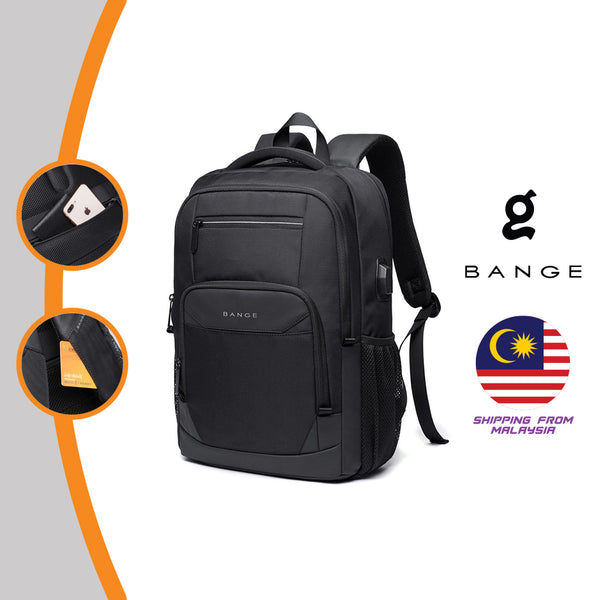 "Bange Kaler Backpack (15.6"" Laptop)"