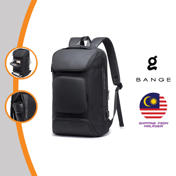 "Bange Camo Backpack (14"" Laptop)"