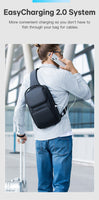 "Bange Arcane Crossbody Bag (9.5"" Tablet)"