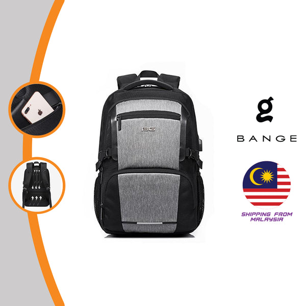 "Bange Stylo Backpack (15.6"" Laptop)"