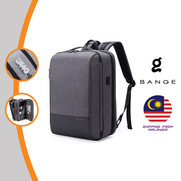 "Bange Bowser Backpack (15.6"" Laptop)"