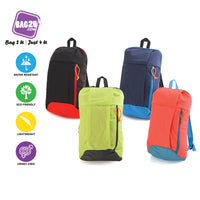 Bag2u 【SPORTS】 Kids Adult Quechua Hiking Backpack Outdoor Backpack DayBAG Bookbags Travel