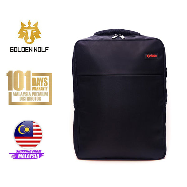 "Golden Wolf Edenbo Backpack (15.6"" Laptop)"
