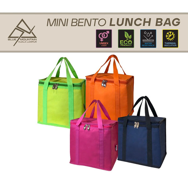 Blue Mountain Mini Bento Lunch Bag