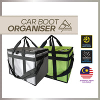 Blue Mountain Car Boot Organiser