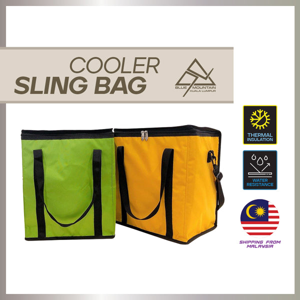 Blue Mountain Sling Cooler Bag