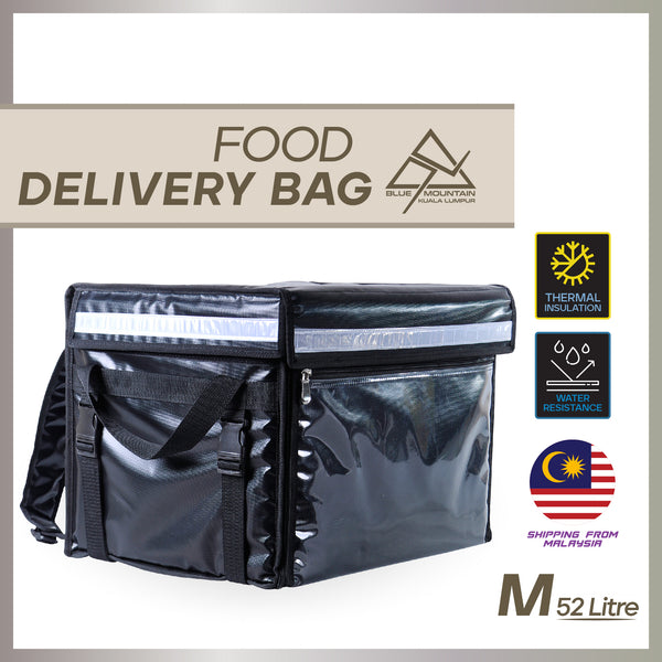 Blue Mountain 52L Food Delivery Bag M Size