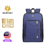 "Golden Wolf Raptor Backpack (14"" Laptop)"