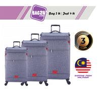 Bag2u i-Lightest Luggage