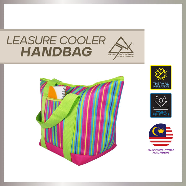 Blue Mountain Leasure Cooler Handbag