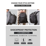 "Bange Stitch Backpack (15.6"" Laptop)"