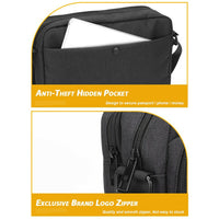 "Golden Wolf Lance Crossbody Sling (9.7"" Tablet)"