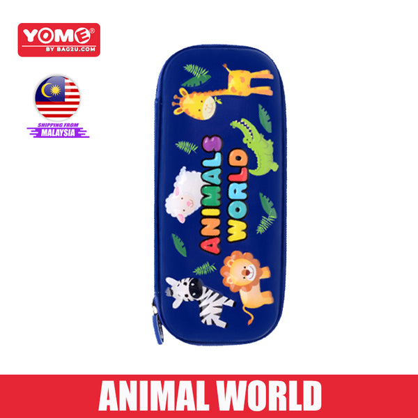 Yome Animal World Pencil Case