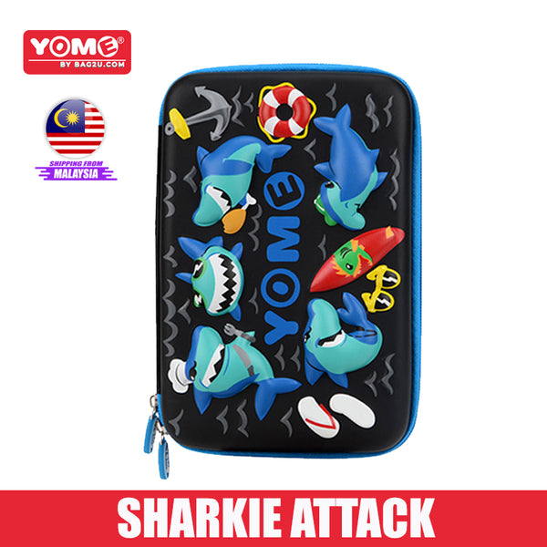 Yome Shark Pencil Case