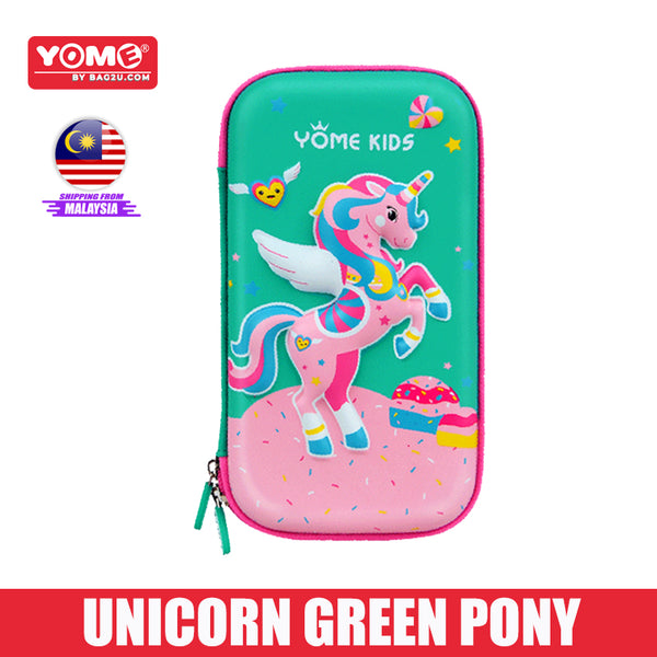 Yome Unicorn Pencil Case