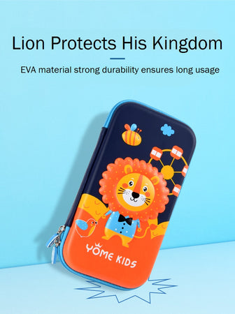 Yome Circus Lion Pencil Case