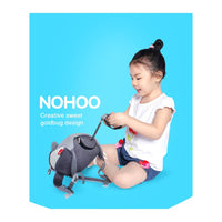 NOHOO Kids Kitten (New) 3D Design Newborn Bag Toodler Bags Travel Kids Bag Bags
