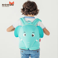 NOHOO Kid Elephant Harness 3D Design School Bag Toodler Preschool Backpack Bags