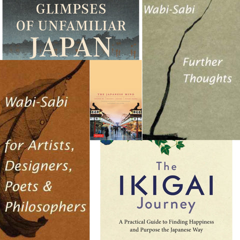 JAPANESE WELLNESS, WABI SABI & CULTURE