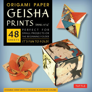 ORIGAMI PAPERS AND KITS