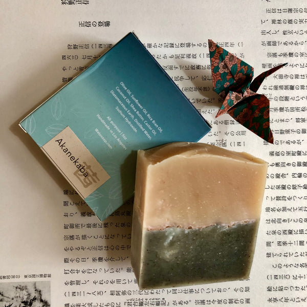 WATO JAPANESE REMEDIES SOAP | AKANEKABA