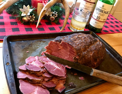 Bear Ham Recipe from the MeatEater Cookbook