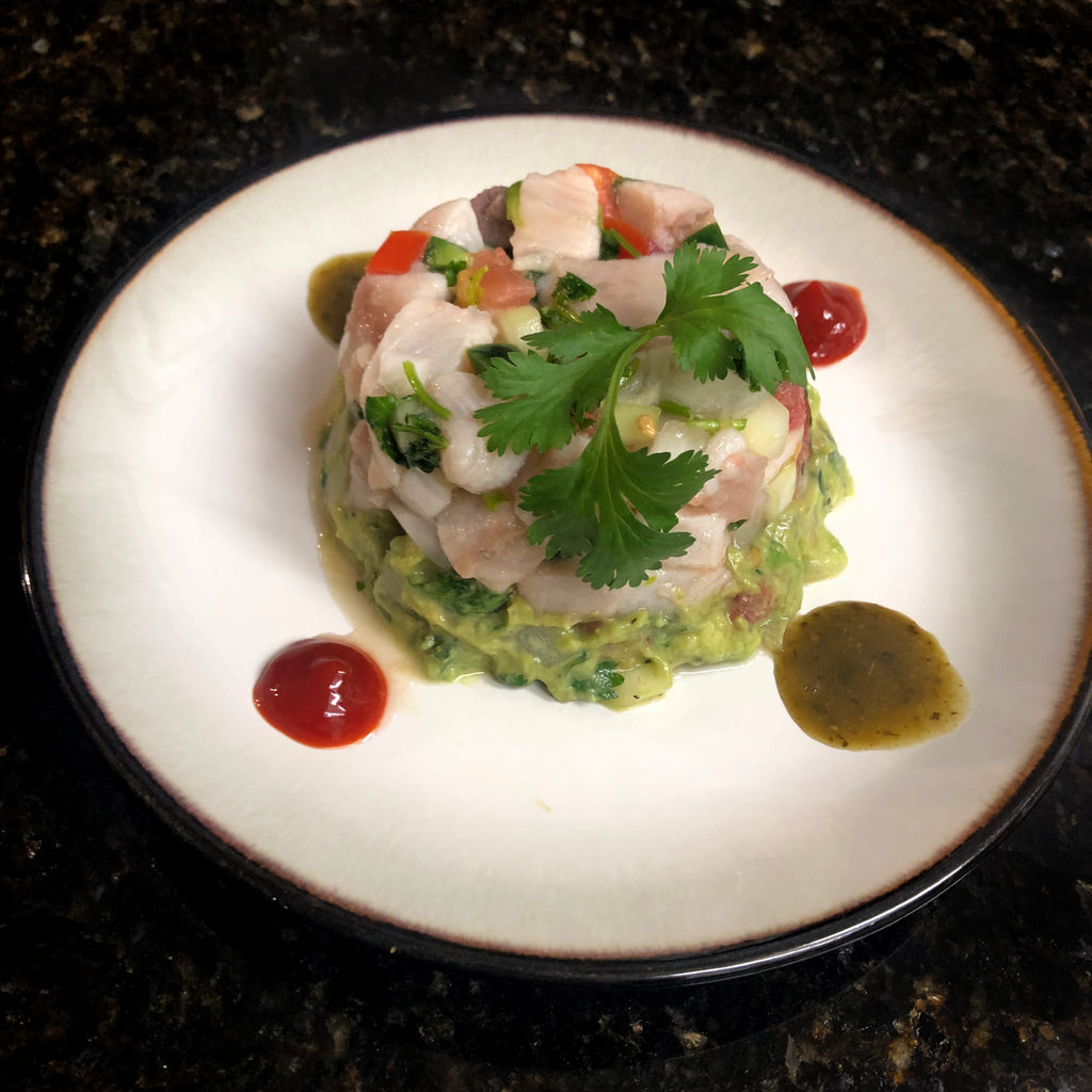 Gulf of Mexico Ceviche