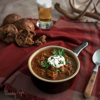 German Venison Goulash