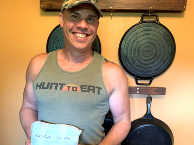 Represented: Why I Wear Hunt to Eat
