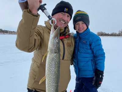 Ice Fishing is Dumb and I'm Hooked
