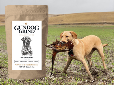 Gundog Grind: Coffee for hunts and home