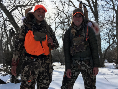 Gender and the Outdoors: Hunters Benefit from Diverse Mentorship