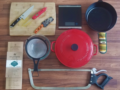 Wild Game Cooking: Essential Hardware