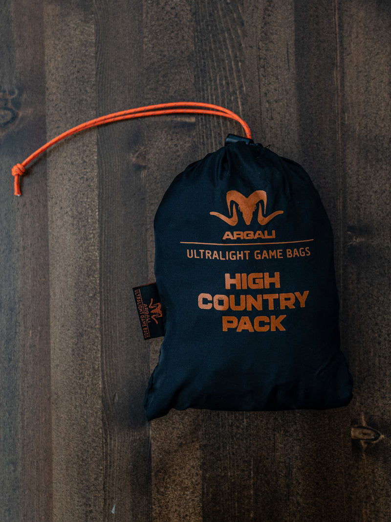 Argali - High Country Game Bags