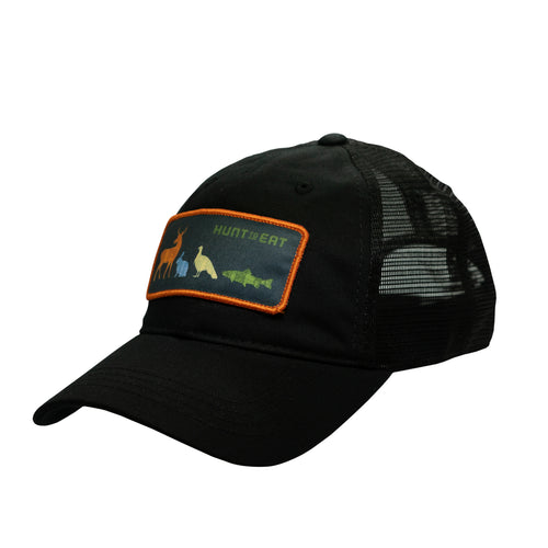Four Seasons Patch Hat