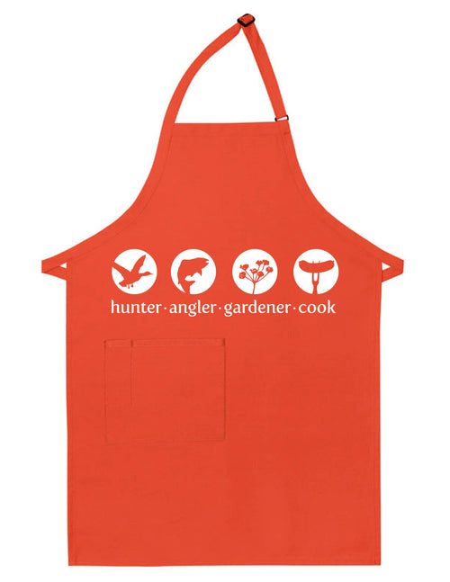 Hunter Angler Gardner Cook Apron