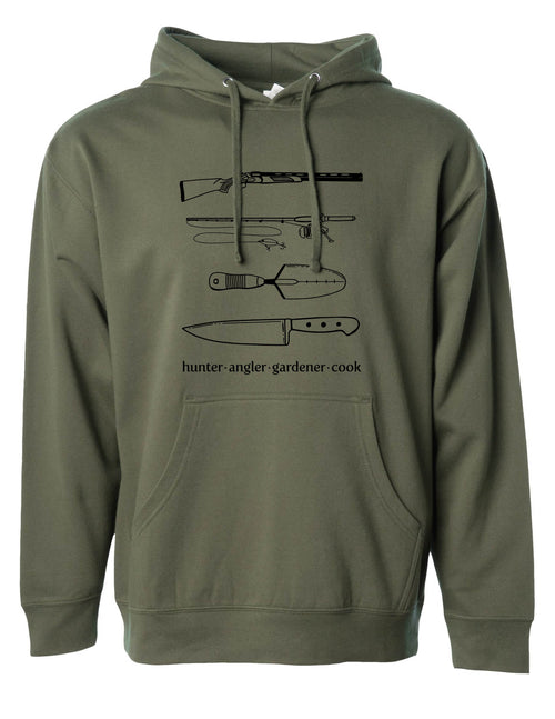 Hanks Tools Hooded Sweatshirt